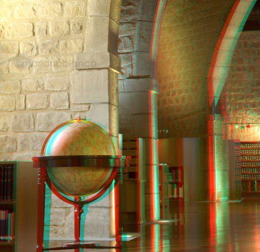Bola del mundo 3D
