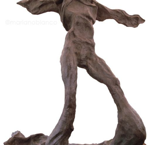 Escultura Dalí