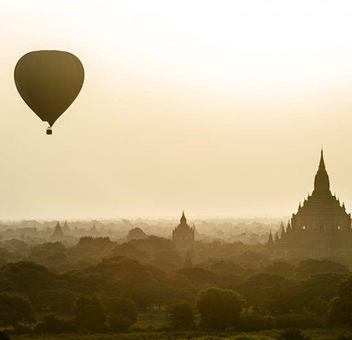 Fotografía  Bagan Myanmar