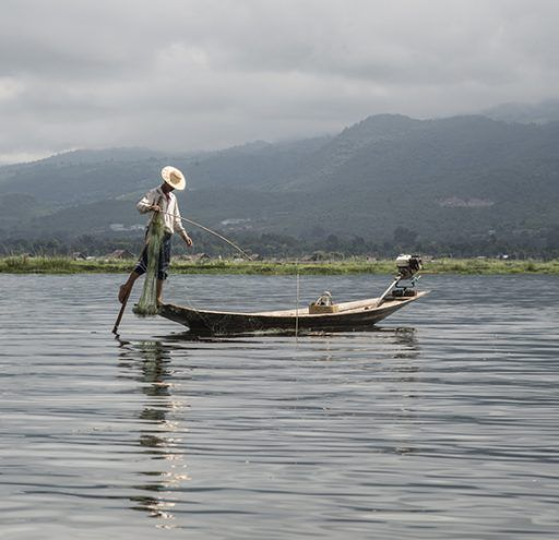Fotografía Myanmar Lago Inle